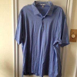 Peter Millar Striped Golf Shirt